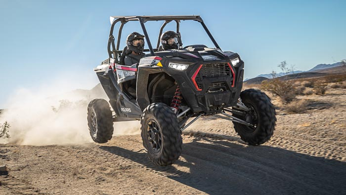 RZR XP 1000 EPS - THE DRIVING FORCE IN OFF-ROAD