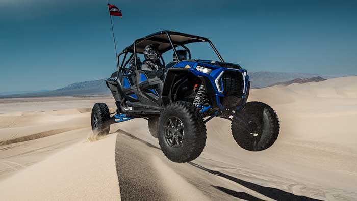 Rzr XP® 4 Turbo S - ALL NEW DESIGN