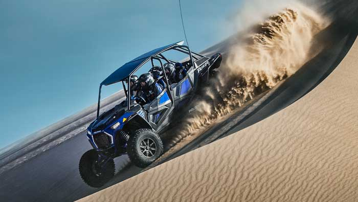 Rzr XP® 4 Turbo S - APEX HUNTER