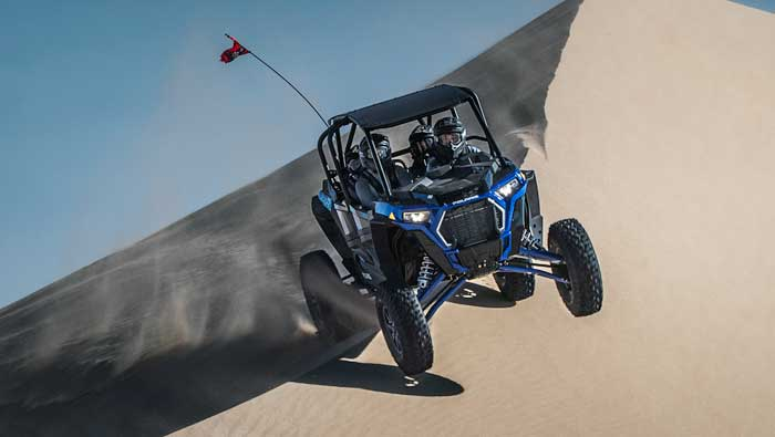 Rzr XP® 4 Turbo S - WORLD-PROOF