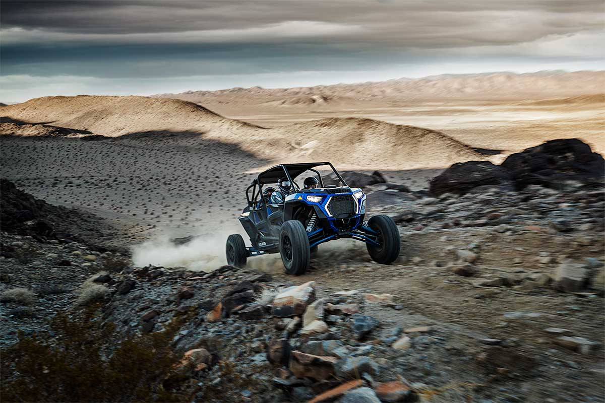 RZR XP 4 Turbo S