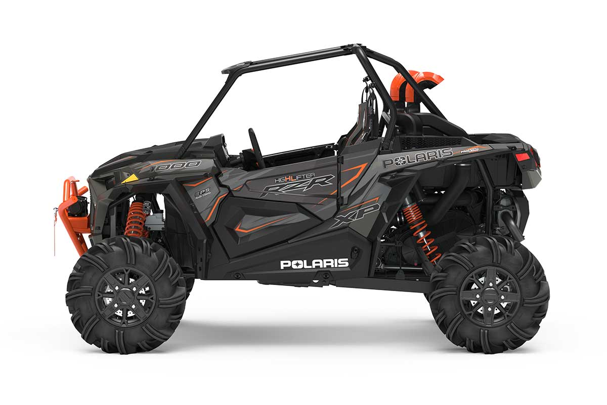 RZR XP 1000 High Lifter Edition