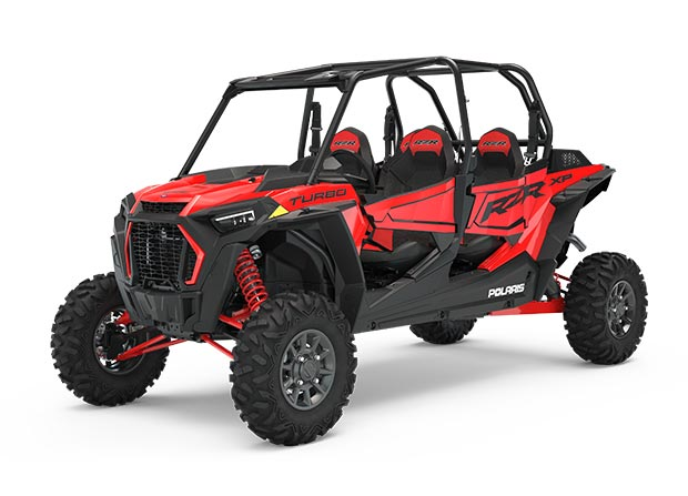 RZR XP® 4 Turbo Red