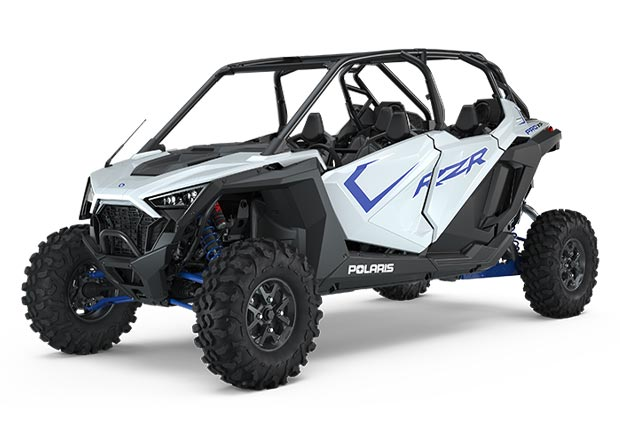 RZR PRO XP® 4 Ultimate white