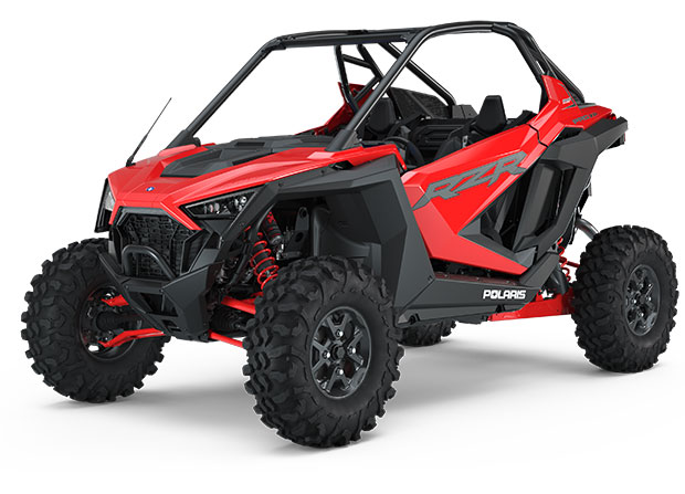 RZR PRO XP® Ultimate red