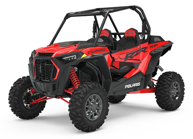 RZR XP® TURBO Red