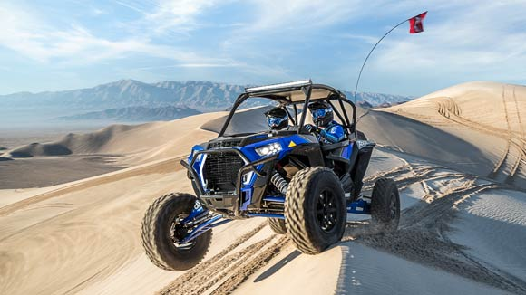 RZR XP® Turbo S - ALL NEW DESIGN INSIDE & OUT