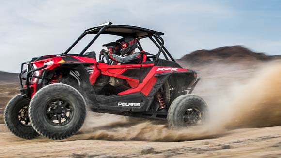 RZR XP® Turbo S - TURBOCHARGED FURY WITH 168 HP & 114 FT-LBS