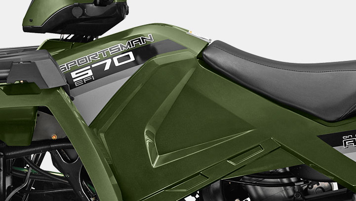 SPORTSMAN 570 EPS - INCREASED FUEL CAPACITY